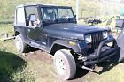 1990 Jeep Wrangler  1990 Jeep Wrangler YJ for parts or project