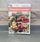Weight Watchers Dining Out Companion Book 2006 TurnAround Prog Values Fast Foods