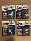 1988 Starting Lineup MLB SLU Lot Andre Dawson Lou Whitaker Mike Witt Joyner MOC