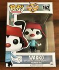 FUNKO POP #162 WAKKO VAULTED Animaniacs Animation retired rare limited vinyl