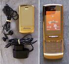 LG Shine KE970 Gold Unlocked Cellular Phone