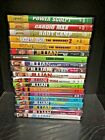 K4 Lot of 19 Biggest Loser Workout  Jillian Michaels DVDs Exercise Weight Loss