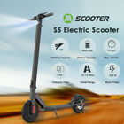 MEGAWHEELS FOLDING ELECTRIC SCOOTER 250W BLACK ALUMINUM E SCOOTER CITY COMMUTING