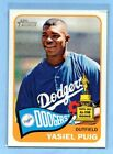 Yasiel Puig Signs Autograph Deal with Panini, Slated to Appear at 2013 National 15
