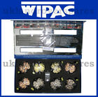 LAND ROVER DEFENDER CLEAR LED LIGHT KIT SIDE INDICATOR STOP RELAY WIPAC