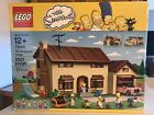 LEGO The Simpsons House 71006 Brand New Sealed (ship from Canada)