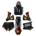 For KTM 50 SX Fairing Body Cover Kit w/ Graphics Decal Sticker 2002-2008 Plastic