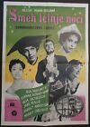 SMILES OF A SUMMER NIGHT Ingmar Bergman 1955 ORIGINAL YUGOSLAVIAN MOVIE POSTER