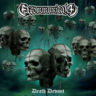 Excommunicated - Death Devout CD Black Death Metal from USA Catholicon Behemoth