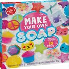 Make Your Own Soap KLUTZ Melt and Mold Soap Kit