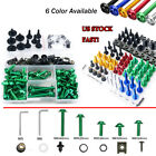 Fairing Bolts Nuts Screws For Kawasaki Ninja 250R 300 500R 650 650R 1000