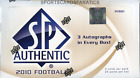 2010 SP Authentic Football 12