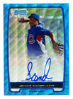 2012 Bowman Baseball Blue Wave Refractor Autographs Are Red-Hot 51