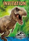 Jurassic World Party Supplies Invitations and envelopes 8ct
