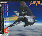 ANVIL Speed Of Sound JAPAN CD MICY-1133 PROMO 1999