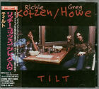 RICHIE KOTZEN / GREG HOWE Tilt JAPAN CD RRCY-3004 1996 OBI