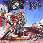 RISK Hell's Animals JAPAN CD TECP-25003 1989 OBI