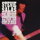 STEVIE SALAS COLORCODE All That...And Born To Mack - JAPAN CD PSCW-5091 1995 NEW