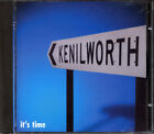 Music CD: Kenilworth - It's Time. 2000. Ex-Safire