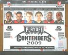Top 50 Singles from 2009 Playoff Contenders Football 8