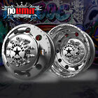 New American Force Classic 22X825 Dually Truck Wheels Rims Ford F450 GMC CHEVY
