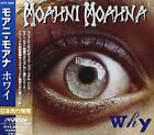 MOAHNI MOAHNA Why JAPAN CD VICP-5836 1997 NEW