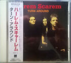 HAREM SCAREM Turn Around JAPAN CD WPCR-2122 1998 NEW