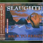 SLAUGHTER Back To Reality JAPAN CD VICP-60777 1999 NEW