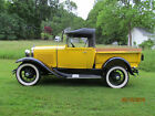 1930 Ford Model A Pickup Roadster