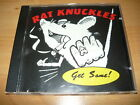 RAT KNUCKLES- Get Some! 1996 CD (RARE '80s L.A. Hair Metal!!) BIG CHEESE Records