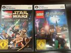LEGO Star Wars: Die komplette Saga (PC) und Harry Potter