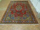 Cr.1950 Mahal Antique Exquisite Stunning Hand Made Persian Rug