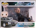 Fast & Furious Funko Pop Rides F&F 1970 Charger with Dom Toretto #17 Vinyl New👍