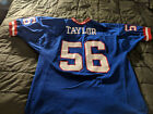 Authentic Mitchell and Ness Lawrence Taylor New York Giants Superbowl XXV Jersey