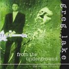 GREG LAKE From The Underground Vol. 1 JAPAN CD VQCD-10176 2010 NEW