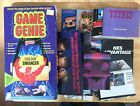 NES Nintendo Instruction Booklet Manual Game Poster Lot Rob Robot Power Mario