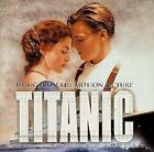 JAMES HORNER Titanic (Music From The Motion Picture) JAPAN CD SRCS-8529 1997 NEW