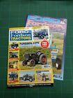 Full set 1 89 MINT condition Ford  Fordson tractors magazine Heritage