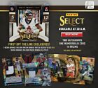 2018 Panini Select Football First Off The Line FOTL 3 Sealed Hobby Box Lot