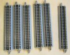 N Scale Bachmann E Z TracK  44801 11 1 4 RADIUS CURVE SET OF 6 USED PIECES