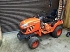 Kubota BX2350 Compact tractor Loader Mid Deck  Flail Mower Grass Collector
