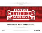 2019 Panini Contenders Draft Picks Football Hobby Box Pre - Order 6 Autos in Box