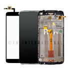 Alcatel One Touch IDOL 3 6045 6045O LCD Digitizer Touch Screen + Frame Assembly