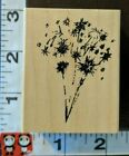Scribble flowers bouquet fireworks37 rubber baby buggy bumpersstamp