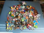 Keychain Lot Over 130 Pieces Vintage to Modern Advertising Travel More