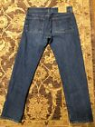 Levis 501 Vintage Reproduction Redline Selvedge Denim Jeans 33 X 31 USA