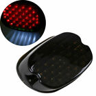 Tail Light Brake LED Smoke Rear for Harley Dyna Sportster Softail Custom Parts