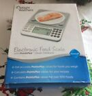 Weight Watchers Electronic Food Scale With Points Plus Values Database