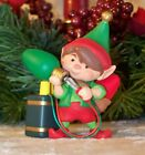 Hallmark 2013 North Pole Tree Trimmers Repaint Colorway Event Exclusive
