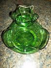 Dip Bowl Set Accent Modern Green RETRO
